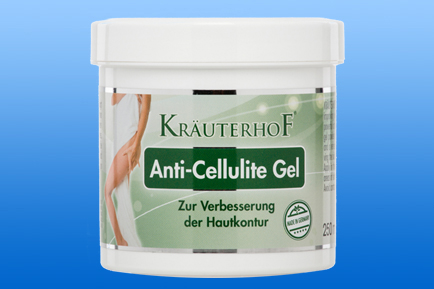 anti-cellulit gél